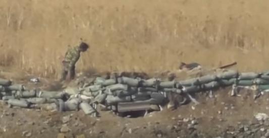ԼՂՀ արևելյան սահմանին ոչնչացվել է ադրբեջանցի 2 զինվոր. ԲԱՑԱՌԻԿ ԿԱԴՐԵՐ