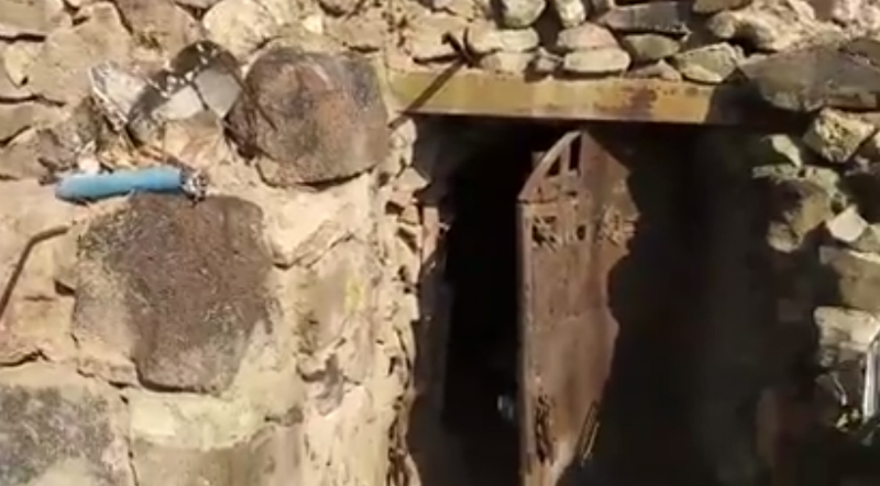 ԿԳՄՍՆ-ն` Դալմայի այգու տարածքում 16-17 դարերի քանդված գինու հնձանի մասին