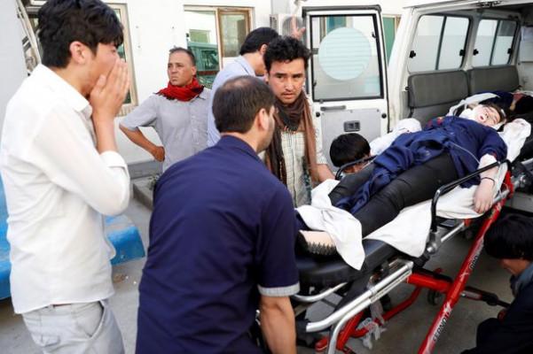 Քաբուլում ահաբեկչական պայթյունի հետևանքով 48 մարդ է զոհվել
