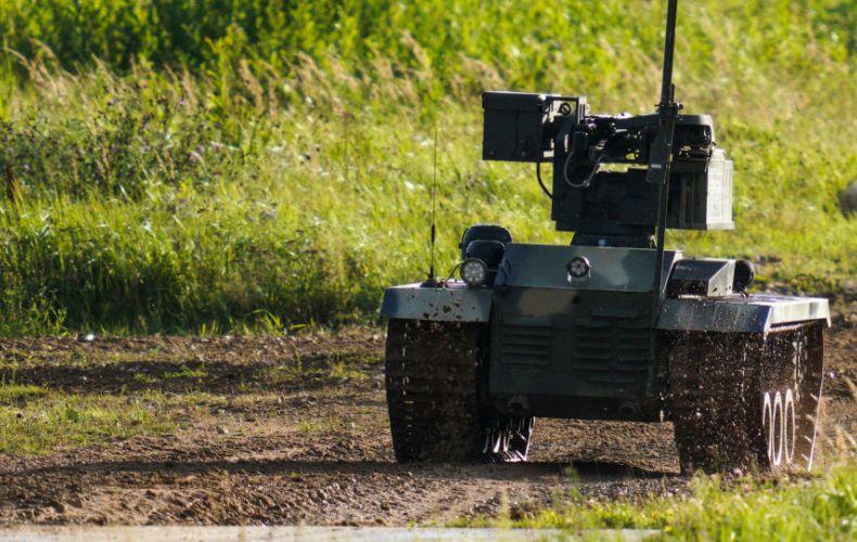 Ռուսաստանը մտադիր է մարտական ռոբոտների ստորաբաժանումներ ստեղծել