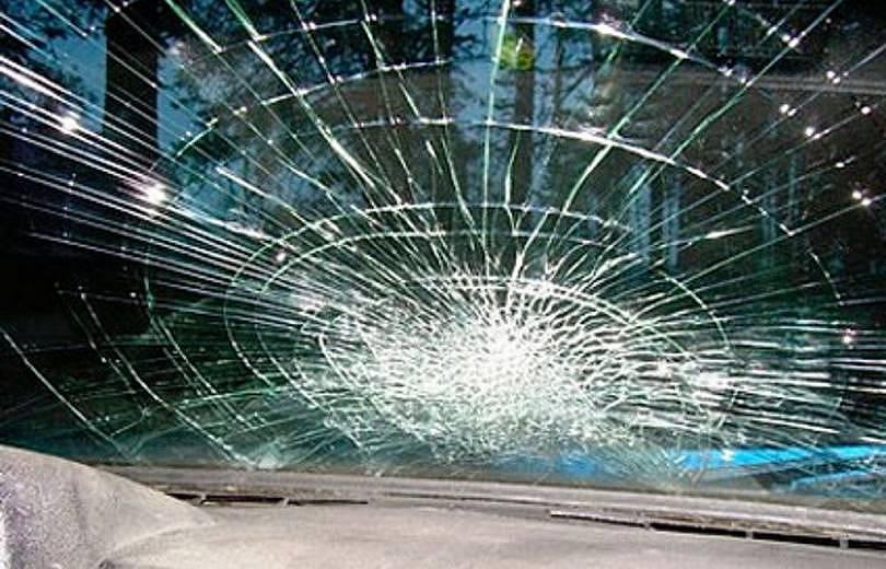 Ալավերդի քաղաքում «ԳԱԶել» մակնիշի մեքենա է շրջվել