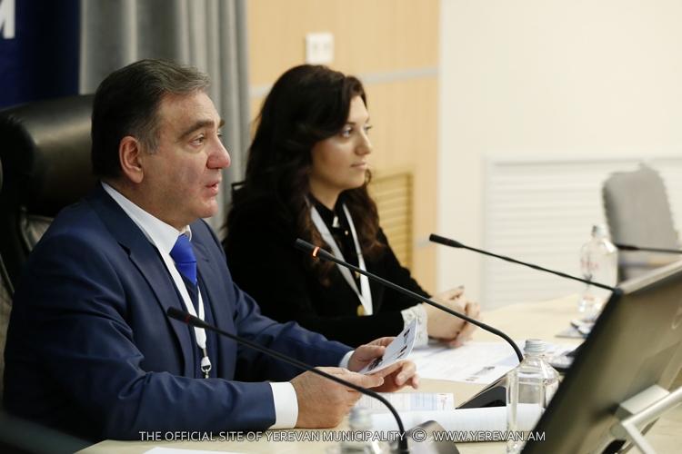 Քննարկվել են Երևան և Մոսկվա քաղաքների զբոսաշրջային համագործակցության հեռանկարները