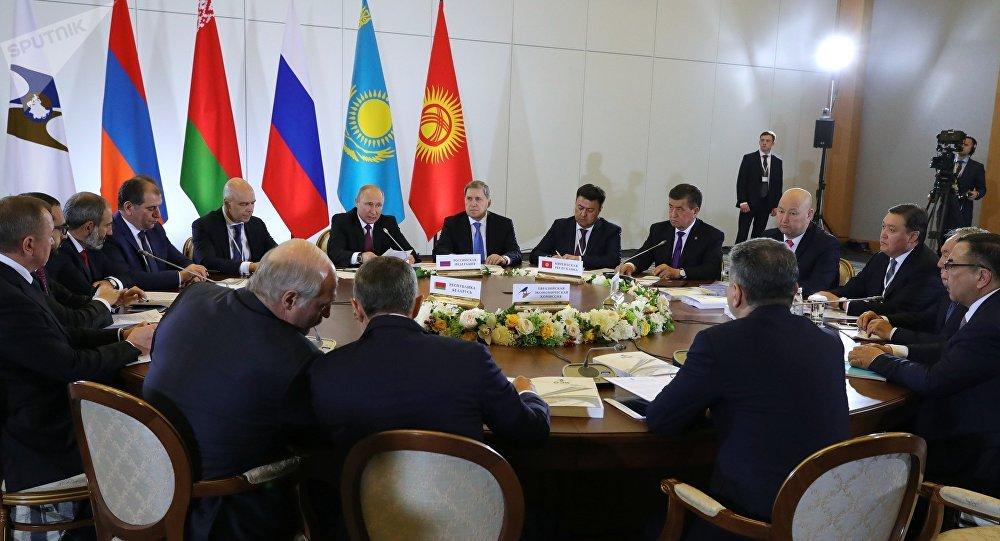 Հայաստանը ստանձնում է ԵԱՏՄ-ում նախագահությունը