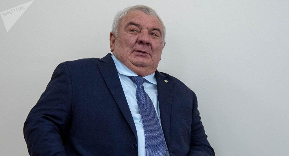 ՀԱՊԿ գլխավոր քարտուղար Յուրի Խաչատուրովը վերադարձել է Մոսկվա և անցել պարտականությունների կատարմանը