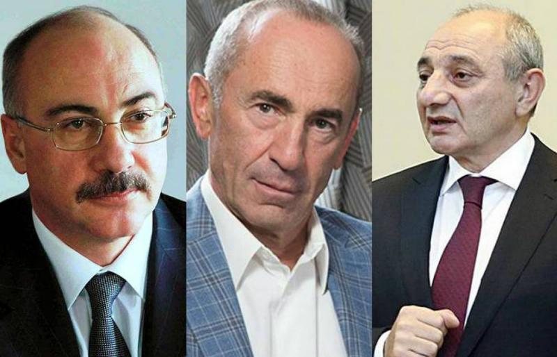 Արցախի նախագահները Քոչարյանի երաշխավորությունը պնդելու համար կարող են դատարան գալ մայիսի 17-ին
