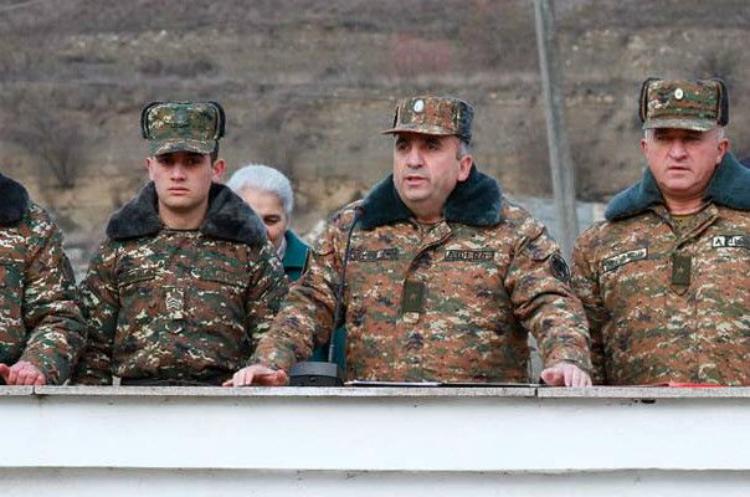 ՊԲ հրամանատարը հանդիպել է ժամկետային զինծառայողների հետ