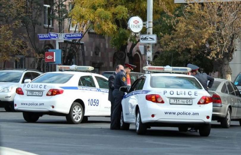 Արարատում ոստիկանները հետապնդել ու բռնել են խանութը թալանողին