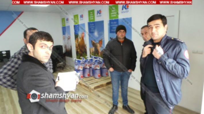 Ավազակային հարձակում Երևանում. պարանը գցել են խանութի աշխատակցի պարանոցին, սպառնացել, որ կխեղդեն