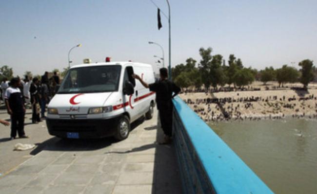 Տիգրիս գետում նավ է  խորտակվել. զոհերի թիվը հասել է 85-ի