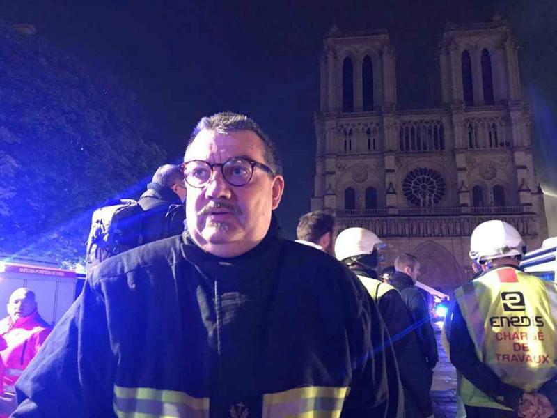 «Քահանան, ով փրկեց Քրիստոսի Փշե Պսակը Փարիզի Աստվածամոր Տաճարի կրակից»