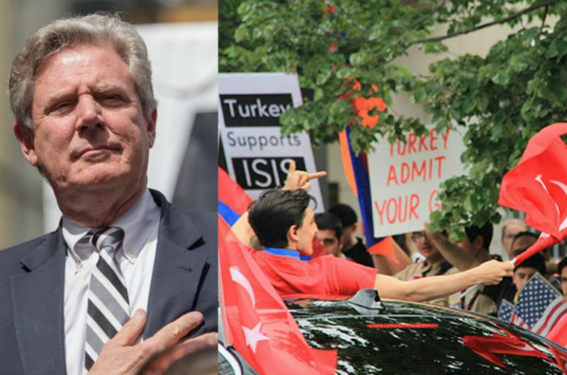 «Սա շոկային է». կոնգրեսական Փալոունը կոչ է արել ԱՄՆ իշխանություններին չեղարկել հօգուտ թուրքական կազմակերպության կայացված ապրիլքսանչորսյան որոշումը