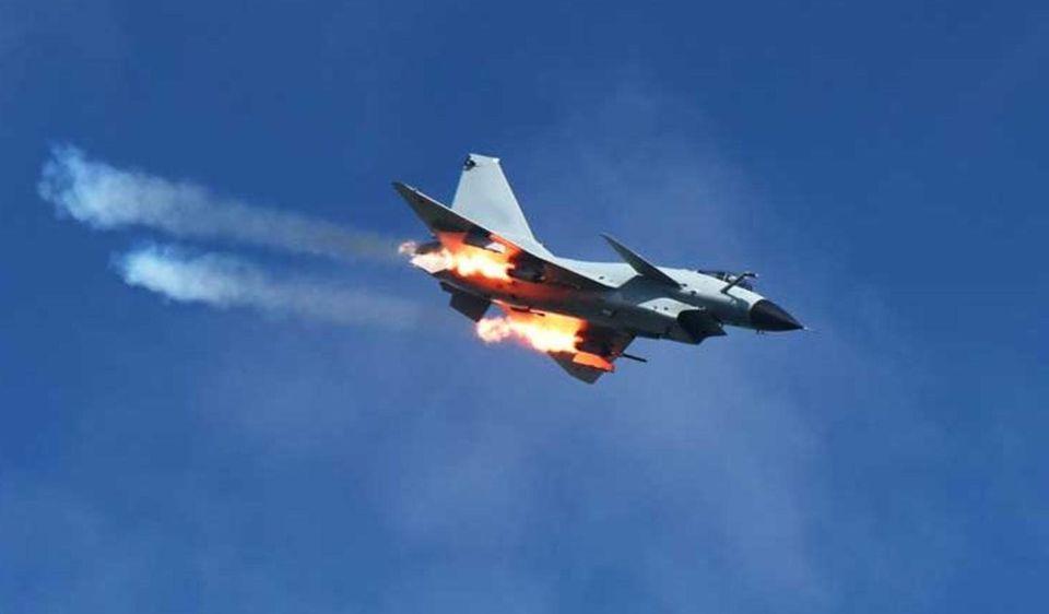 Քարվաճառում այսօր հակառակորդի ինքնաթիռ է խոցվել. Արծրուն Հովհաննիսյան
