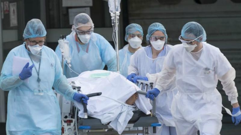 Հայաստանում կորոնավիրուսի հաստատված դեպքերի թիվն անցած մեկ օրում աճել է 351-ով՝ հասնելով 4823-ի