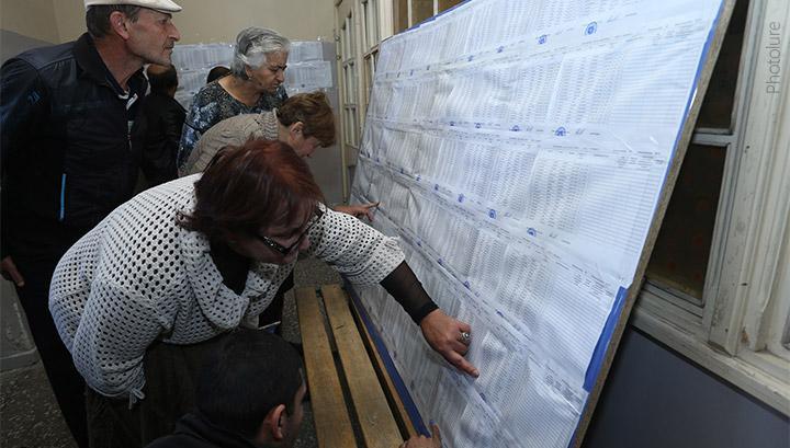 Ոստիկանության ուշագրավ հայտարարությունը՝ ընտրացուցակների վերաբերյալ
