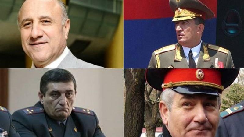 Կարեն Բաբակեխյան, Սաշիկ Աֆյան, Շերիֆ. ովքեր եւ ինչով են հայտնի վարչապետի հրաժարականը պահանջող նախկին ոստիկանները
