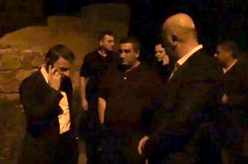 Վալերիյ Օսիպյանը հեռախոսազրույց է ունեցել սպանության մեղադրանքով հետախուզվողի հետ․ նա հանձնվել է (տեսանյութ)