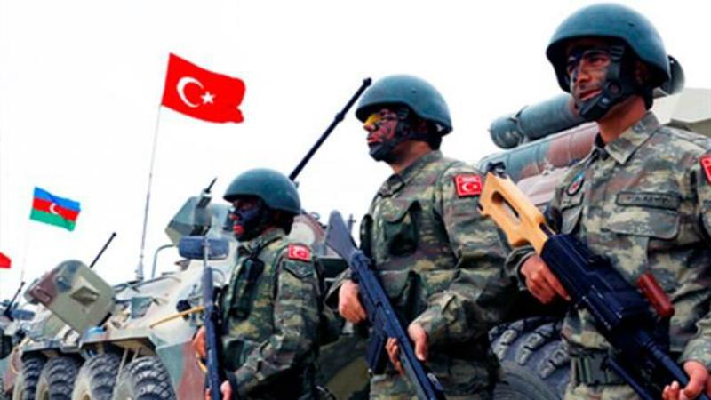 Նախիջևանում շարունակվում են թուրք-ադրբեջանական համատեղ զորավարժությունները