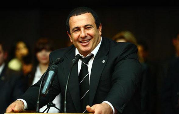 Գագիկ Ծառուկյանը կներկայացնի ԲՀԿ-ի դիրքորոշումը