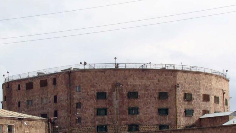 «Նուբարաշեն» ՔԿՀ-ի պետը ձերբակալվել է