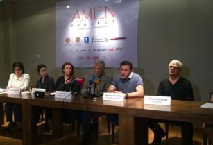 Օտարն, անպայման, կտեսնի, թե ովքեր են հայերը և ինչ ոգու տեր են. Իտալիայի Վերոնա քաղաքում տեղի կունենա «Ամեն» ներկայացումը