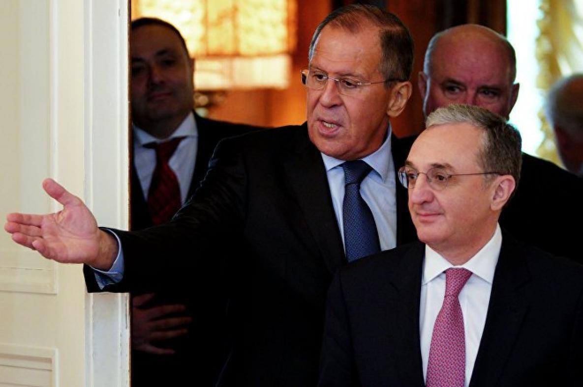 Զոհրաբ Մնացականյանը գաղտնի այցելել է Մոսկվա. «168 ժամ»