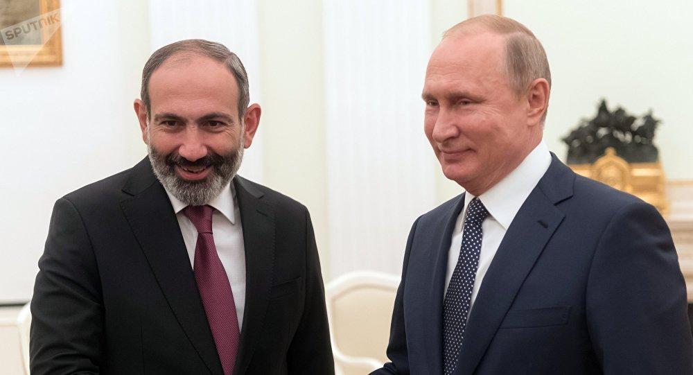 Ինչու՞ Պուտինը Հայաստանում կատարված հեղափոխության նկատմամբ «տանելի» ու «չեզոք» վերաբերմունք դրսևորեց