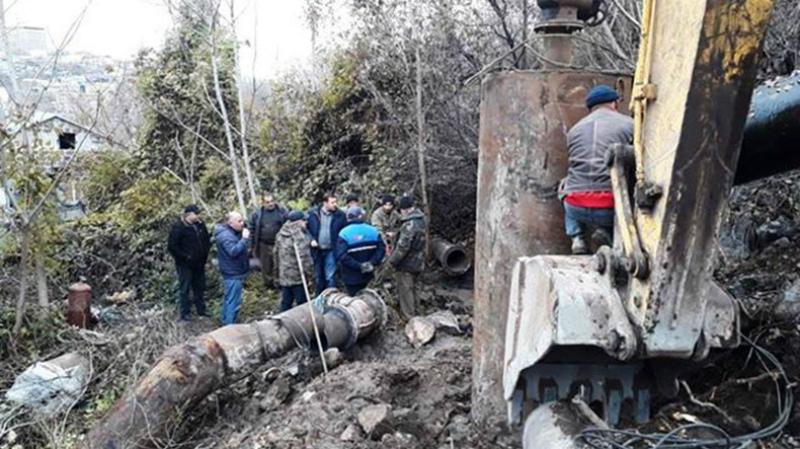 Կենտրոն և Էրեբունի վարչական շրջանների որոշ հատվածներում դադարեցվել է ջրամատակարարումը 36 ժամով հոր կառուցելու նպատակով