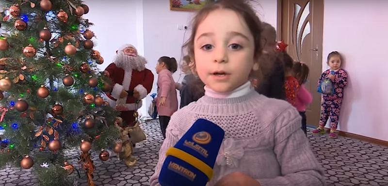 Հայաստանի ավելի քան 350 000 երեխաներ «Գ.Ծառուկյան» հիմնադրամից ստացել են Ամանորի տոնական նվերներ