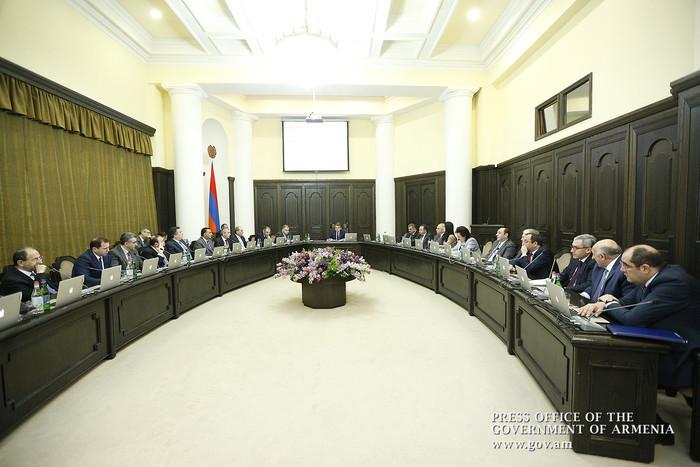 Կառավարությունը սկսում է «Մաքուր Հայաստան» ծրագիրը
