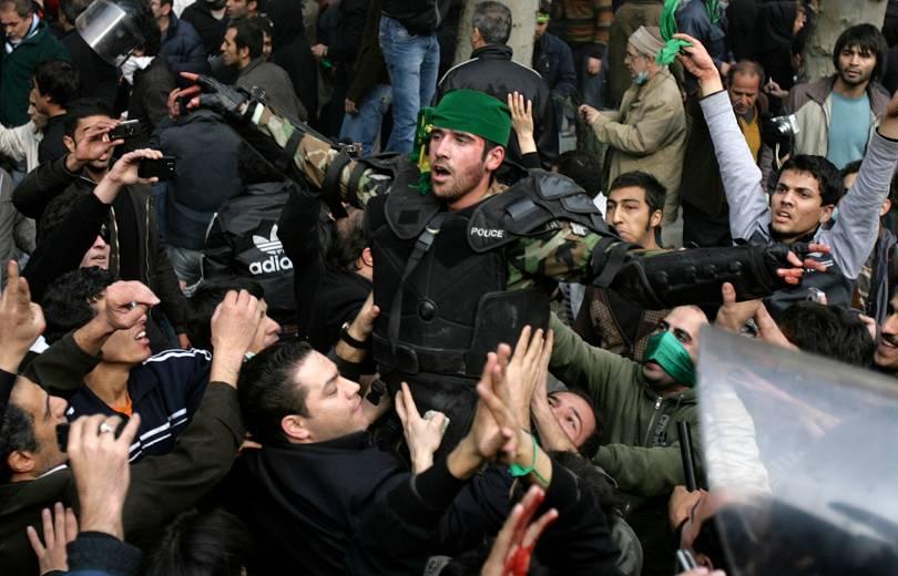 Բողոքի ակցիաների մոտ 1000 մասնակից կալանավորվել է Իրանում