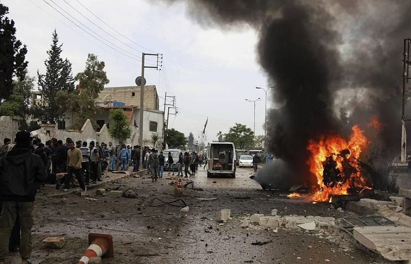 Սիրիայում 25 խաղաղ բնակիչ է զոհվել միջազգային կոալիցիայի ռմբակոծության հետևաքնով. լրատվամիջոցներ