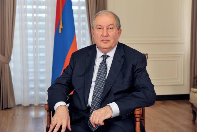 Արմեն Սարգսյանն Ալան Դանքընին ներկայացրել է Հայաստանում տեղի ունեցած քաղաքական փոփոխությունները