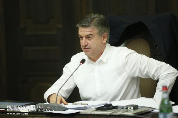 Կարեն Կարապետյանի ստորագրած հրամանագրերով՝ Կառավարության մի շարք պաշտոնյաներ ազատվել են զբաղեցրած պաշտոններից