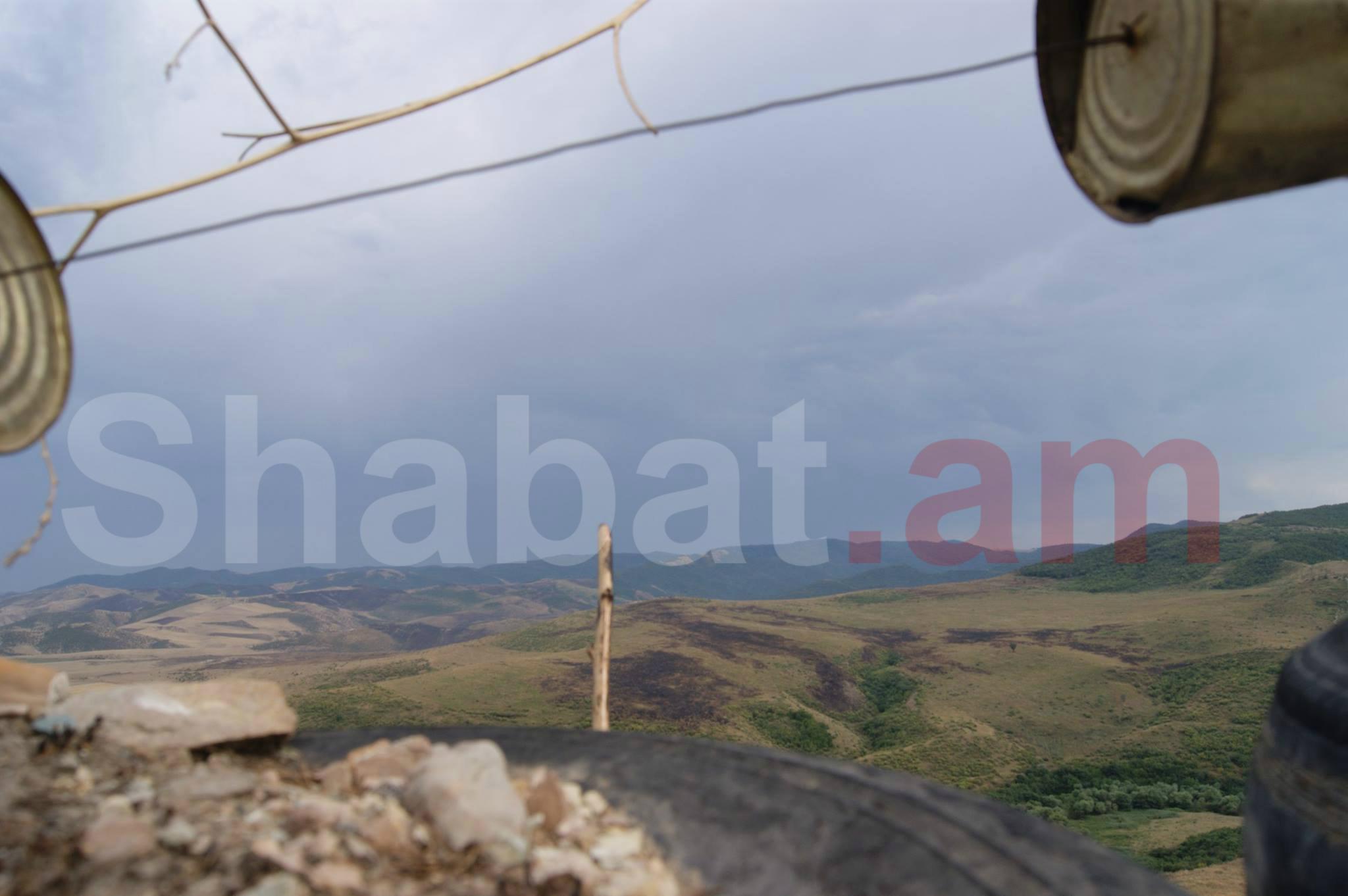 Երեկ գիշեր հայ-ադրբեջանական սահմանը խախտելու փորձ կատարելիս գերեվարվածները սևամորթներ են. «Ժողովուրդ»