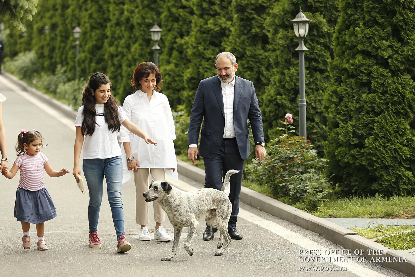 Հայրենիքում չապրող յուրաքանչյուր հայի մտքում պետք է արձանագրվի, որ իր վերջնական նպատակը Հայաստան վերադառնալն է. Նիկոլ Փաշինյան