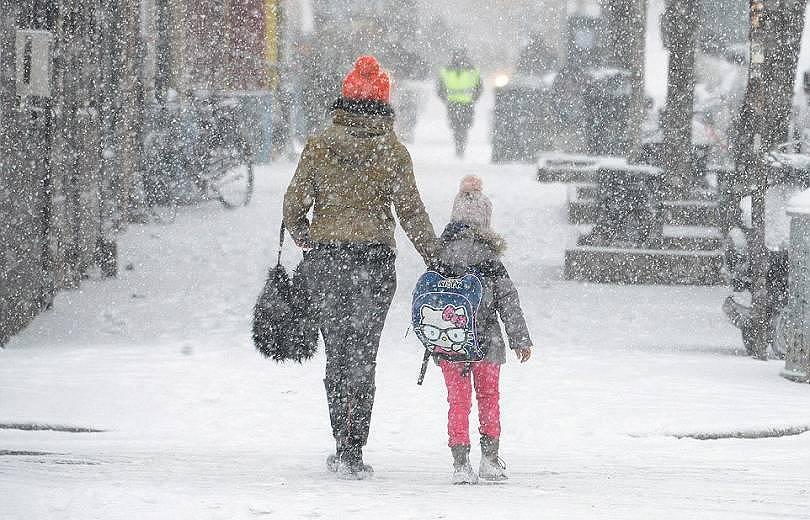 Ձյուն, անձրև, մառախուղ. առաջիկա օրերի եղանակը՝ Հայաստանում