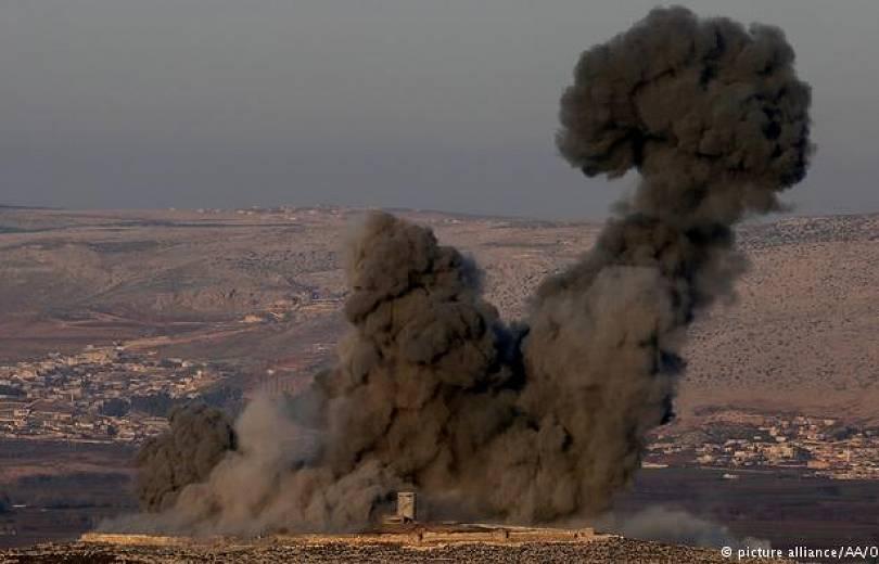 Սիոնիստական ռեժիմի կործանիչները ռմբակոծել են Գազայի հատվածը