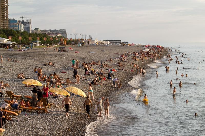 Սև ծովում հանգստացողներ են խեղդվել