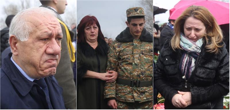 Բենոս 4 ամիս էր ամուսնացած․երեք ընկերներ մեկ օրում զոհվեցին․ զոհված զինծառայողի հայր