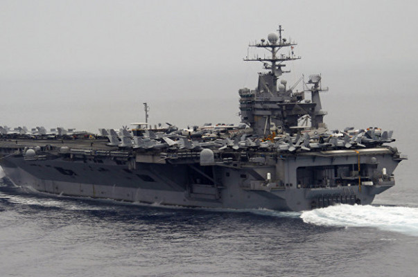 ԱՄՆ-ի ռազմածովային ուժերի հարվածային խումբը վերադարձել է Միջերկրական ծով