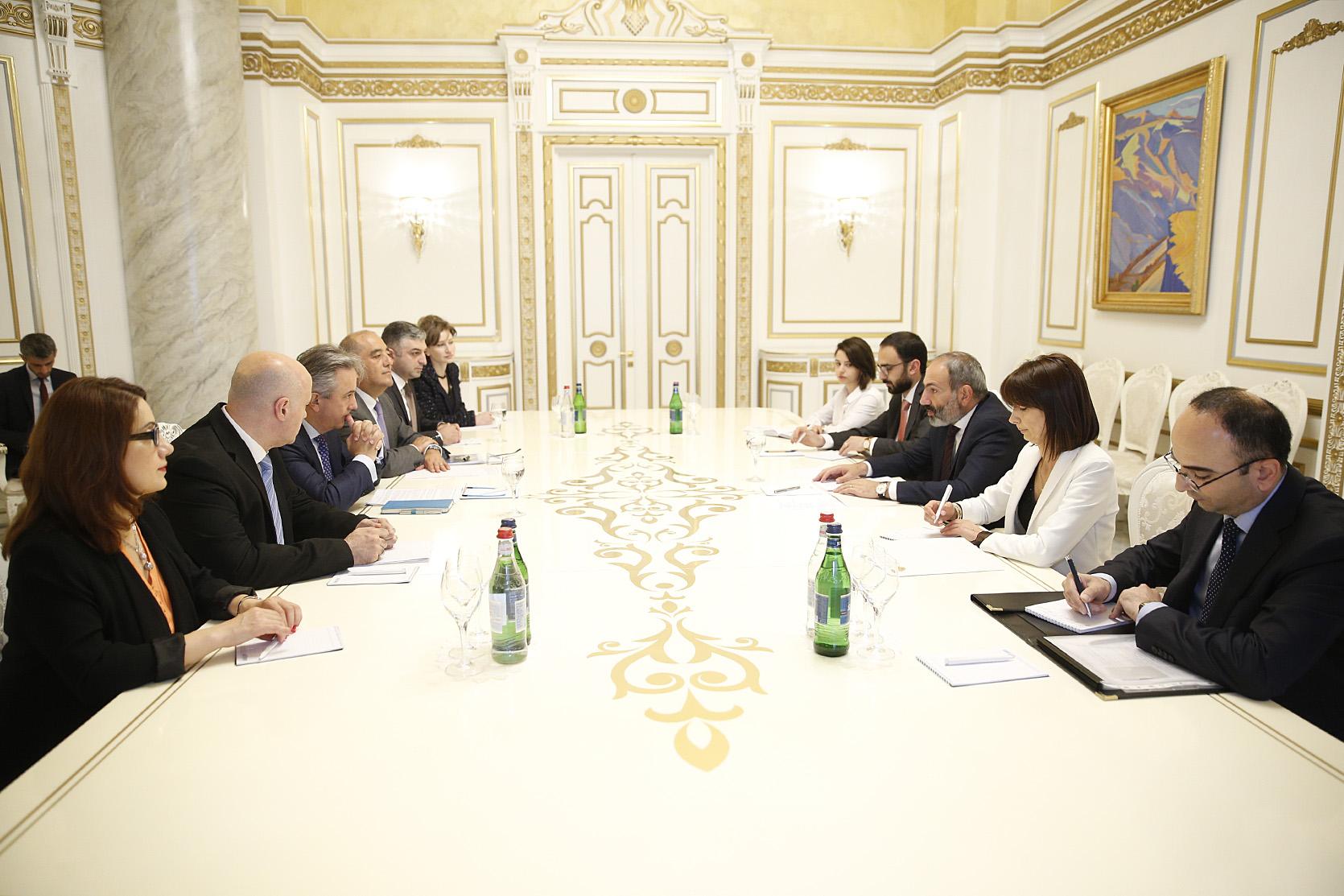 ՎԶԵԲ-ը պատրաստ է սերտ փոխգործակցության ՀՀ նոր կառավարության հետ (լուսանկարներ)