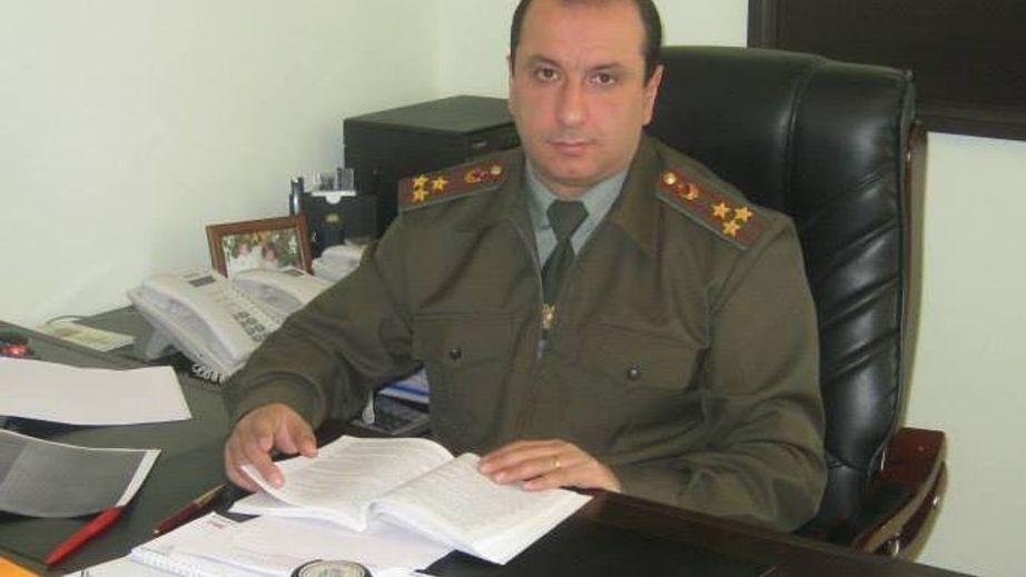 Արտյոմ Մխոյանը նշանակվել է քրեակատարողական ծառայության պետ