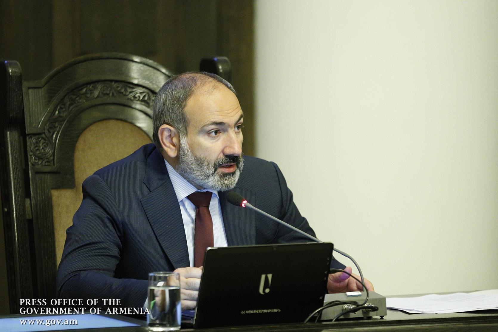 Հունվարի 1-ից Հայաստանում կենսաթոշակները 10 տոկոսով կբարձրանան. Նիկոլ Փաշինյան