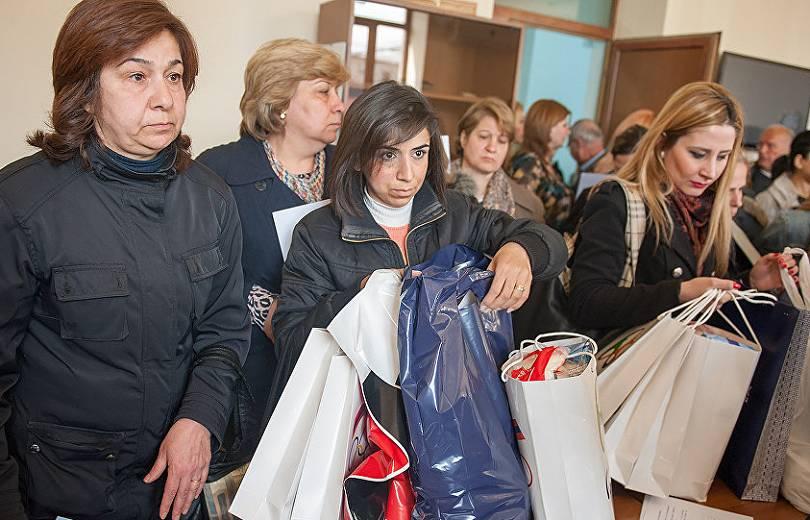 Եվրամիությունը 3 մլն եվրո է հատկացնում Հայաստանում սիրիացի փախստականներին