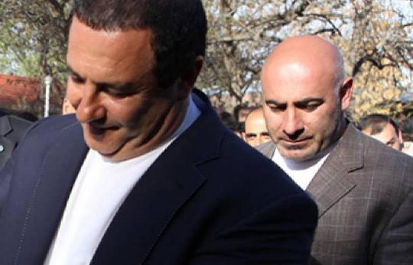 Ծառուկյանի թիկնազորի պետ Էդուարդ Բաբայանն այսօր ազատ կարձակվի