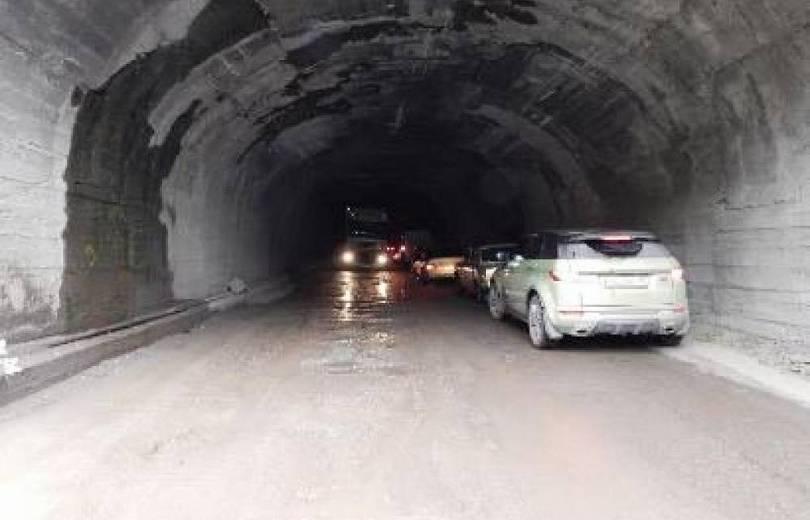 Վանաձոր-Ալավերդի ավտոճանապարհի 24-րդ կմ-ի մոտակայքում գտնվող թունելը շինարարական աշխատանքների պատճառով փակ է լինելու մոտ մեկ ամիս