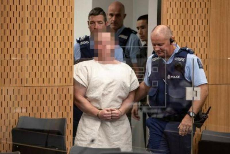Նոր Զելանդիայի մզկիթներում մարդկանց գնդակահարողին  մեղադրեցին ահաբեկչության մեջ