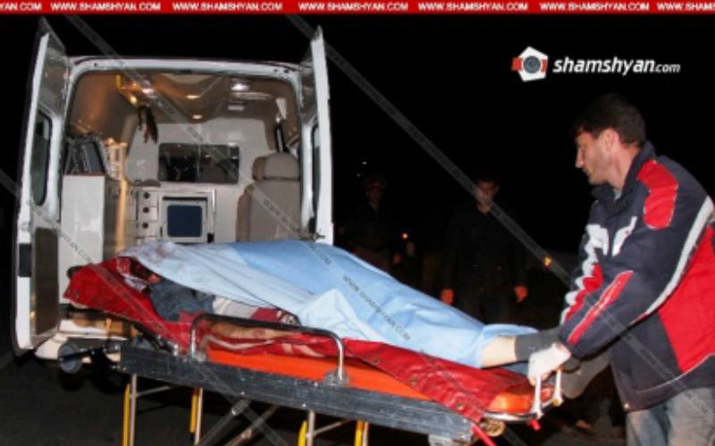 Ողբերգական ավտովթար է տեղի ունեցել Արցախում