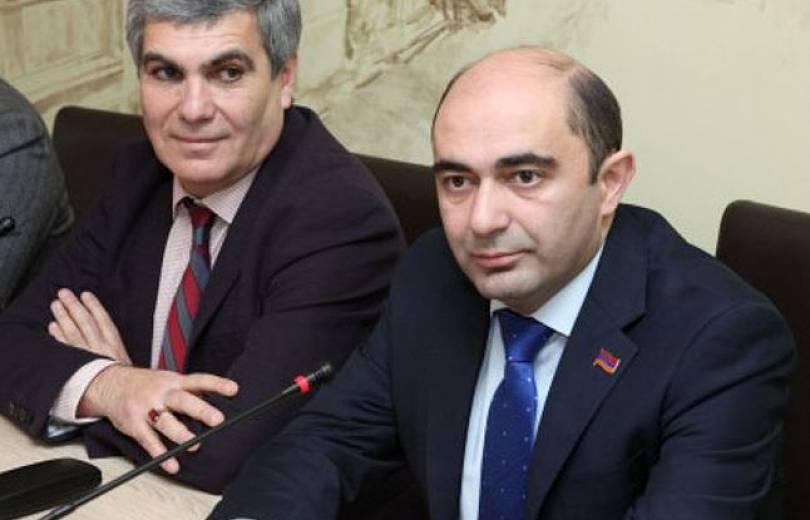 Արամ Սարգսյանը՝ ՔՊ-ի հետ դաշինք չկազմելու մասին