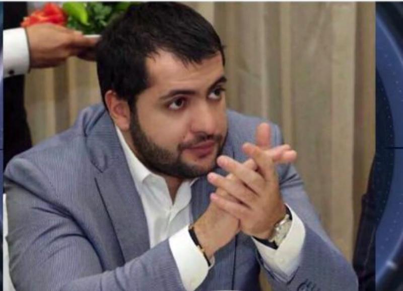 Սաշիկ Սարգսյանի որդուն հայտնաբերել են Պրահայում